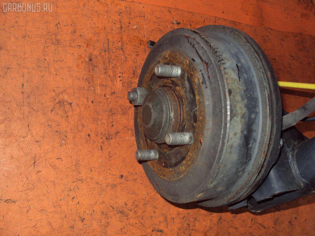 Балка подвески NISSAN NOTE E11 HR15DE. Фото 1