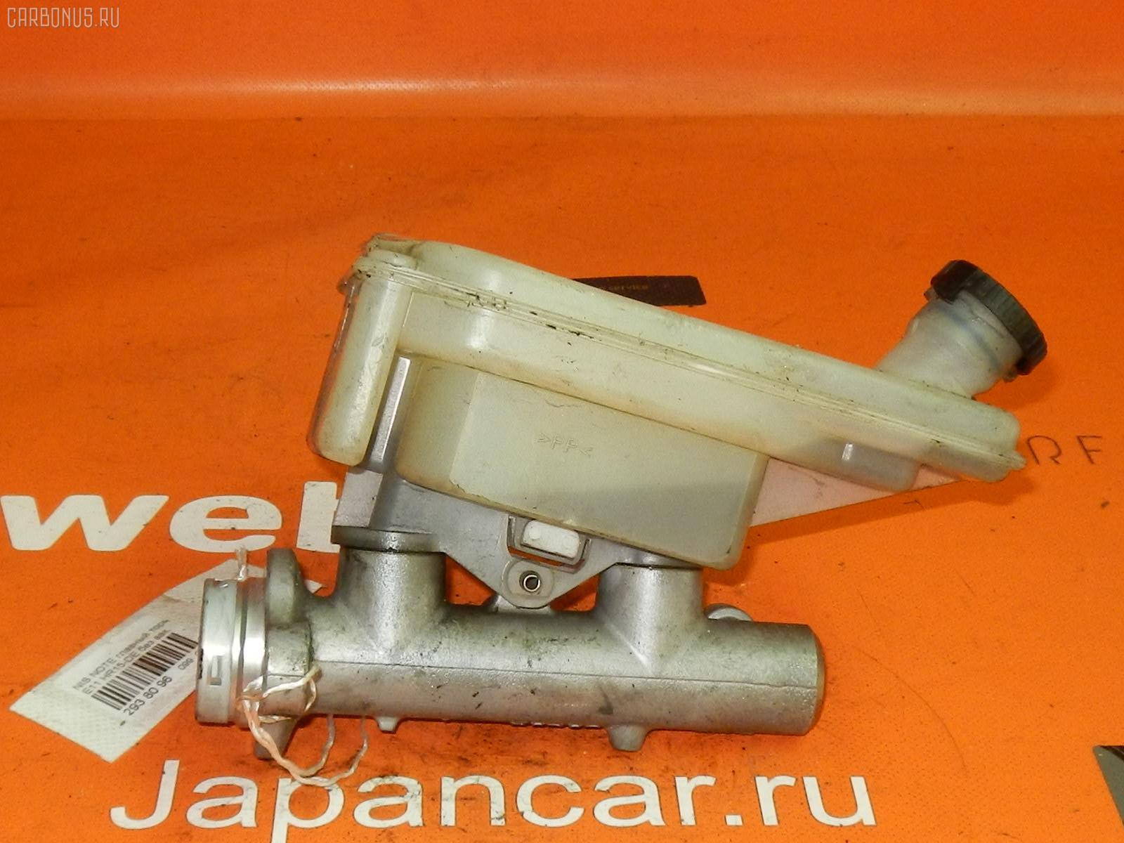 Главный тормозной цилиндр NISSAN NOTE E11 HR15DE. Фото 3