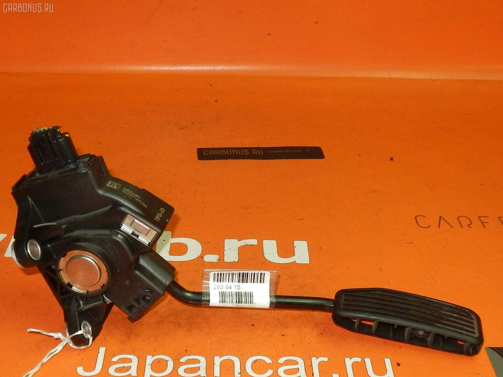 Педаль подачи топлива Honda Insight ZE2 Фото 1