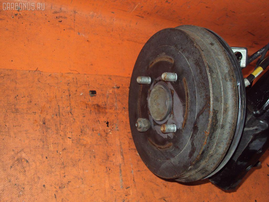 Балка подвески TOYOTA IST NCP60 2NZ-FE. Фото 5
