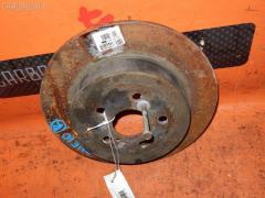 Тормозной диск TOYOTA WISH ZNE10G 1ZZ-FE Фото 1