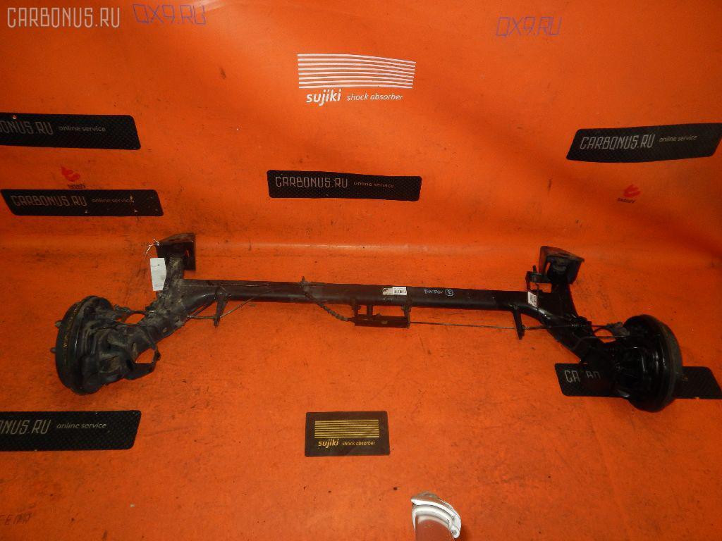 Балка подвески MAZDA DEMIO DW5W B5. Фото 8