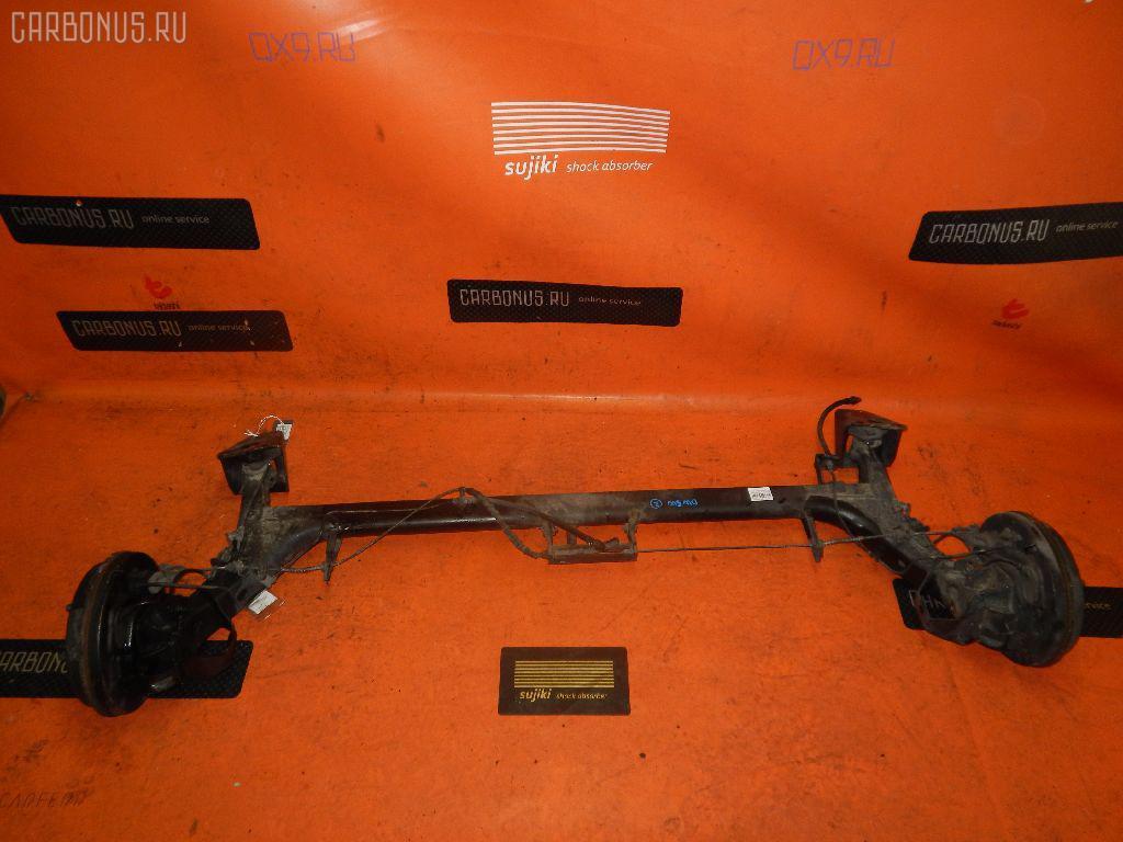 Балка подвески MAZDA DEMIO DW5W B5. Фото 11
