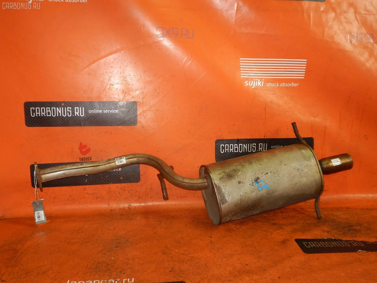 Глушитель SUBARU LEGACY GRAND WAGON BG9 EJ25. Фото 3