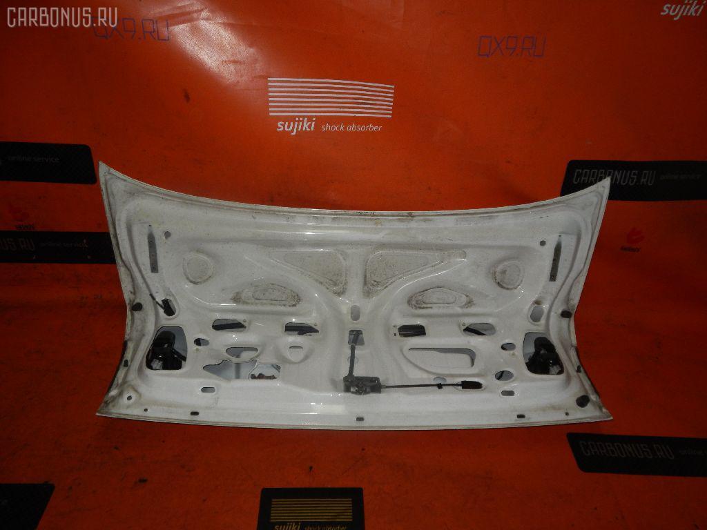 Крышка багажника ISUZU GEMINI MJ4 Фото 3