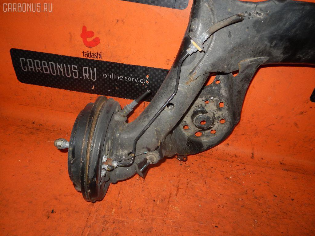 Балка подвески HONDA FIT GE6 L13A. Фото 5