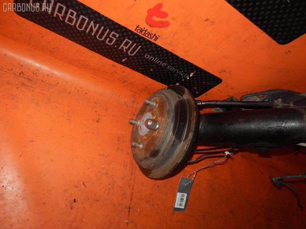 Балка подвески HONDA FIT GD1 L13A. Фото 3