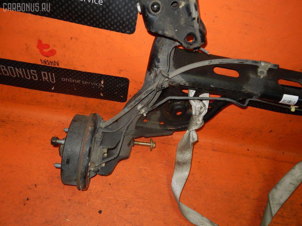 Балка подвески NISSAN NOTE E11 HR15DE. Фото 4