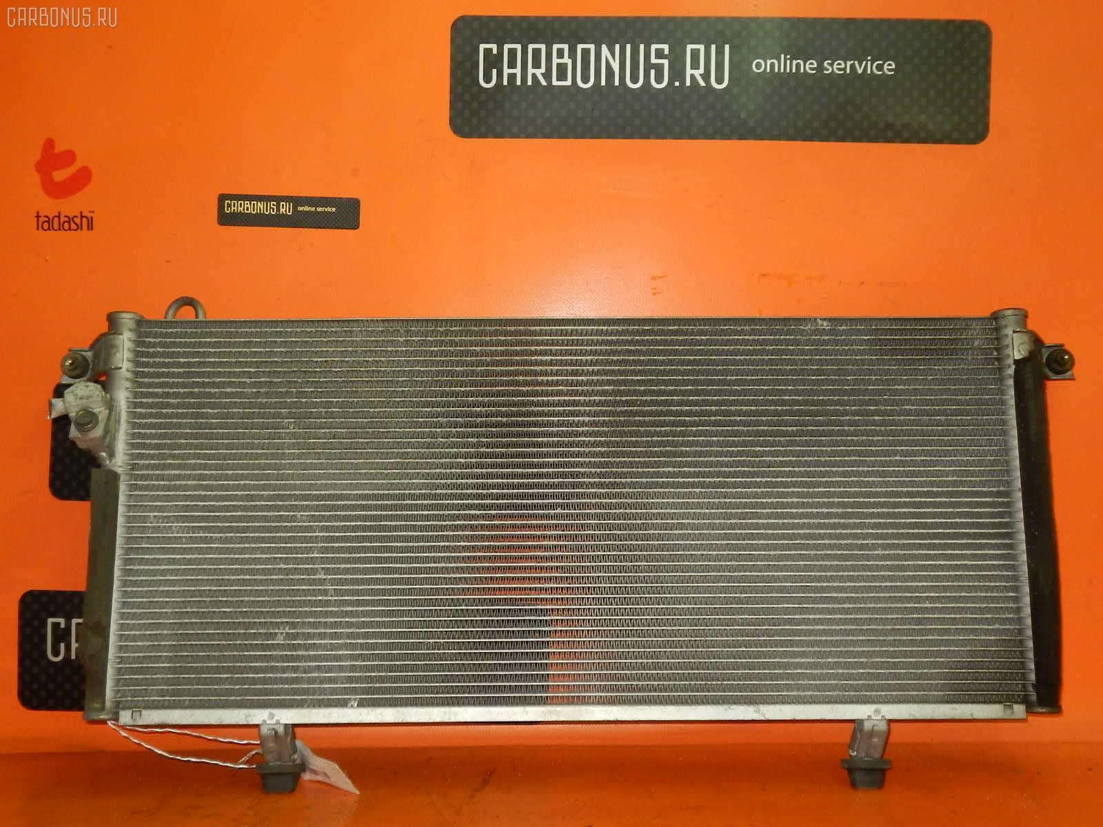 Радиатор кондиционера MITSUBISHI PAJERO IO H76W 4G93. Фото 3