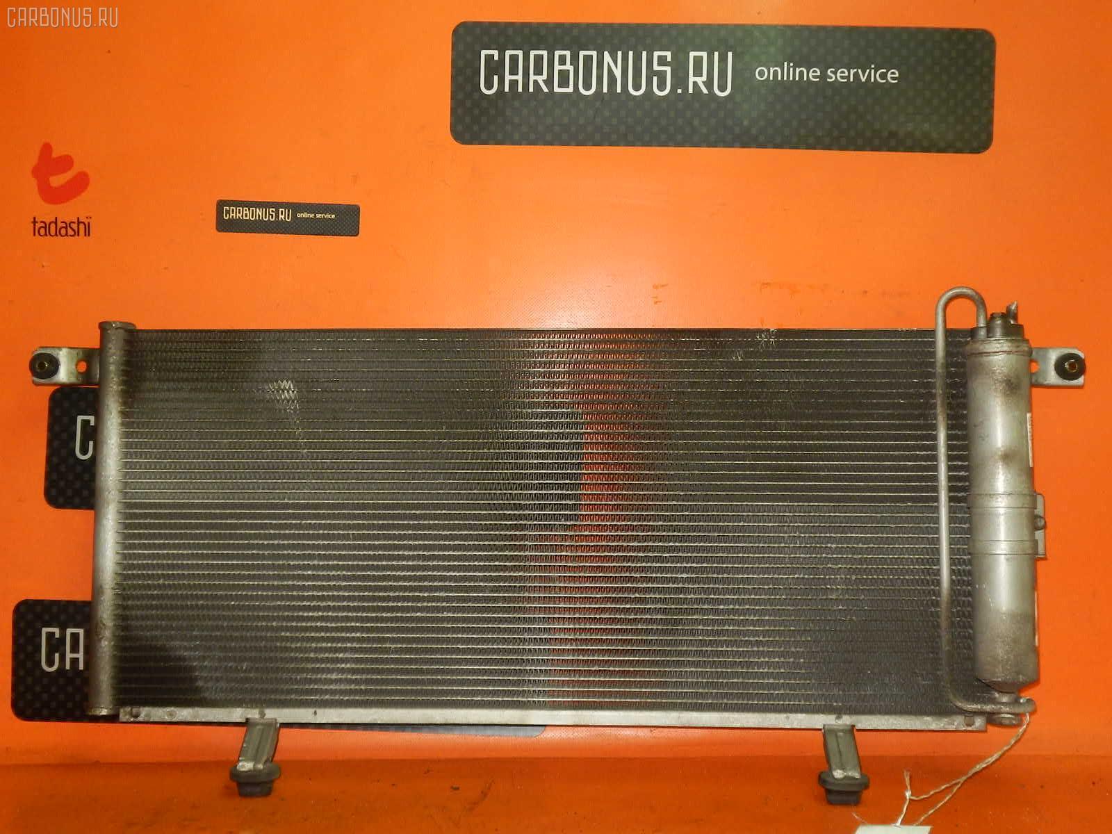 Радиатор кондиционера MITSUBISHI PAJERO IO H76W 4G93. Фото 4