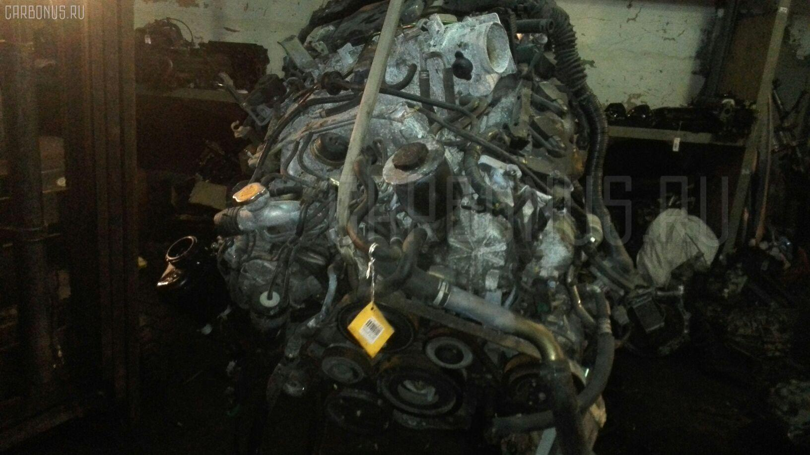Двигатель NISSAN CIMA GF50 VK45DD. Фото 10