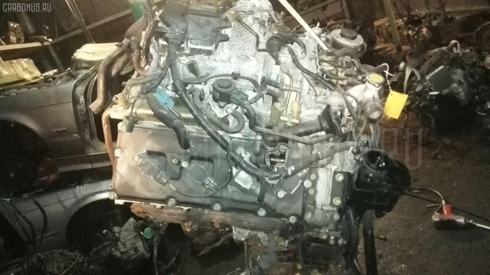 Двигатель NISSAN CIMA GF50 VK45DD. Фото 7