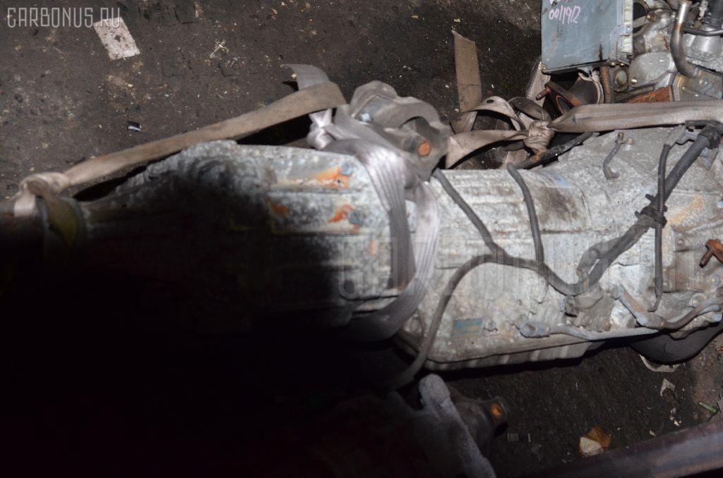 КПП автоматическая TOYOTA GRAND HIACE VCH16W 5VZ-FE. Фото 6