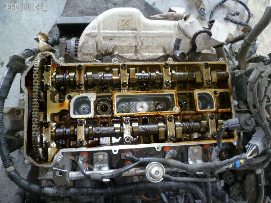 Двигатель MAZDA MPV LW3W L3-DE. Фото 8