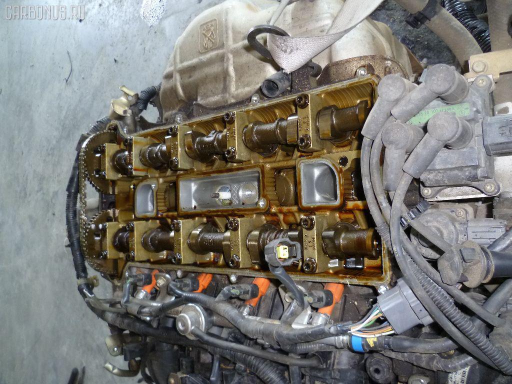Двигатель MAZDA MPV LW3W L3-DE. Фото 9