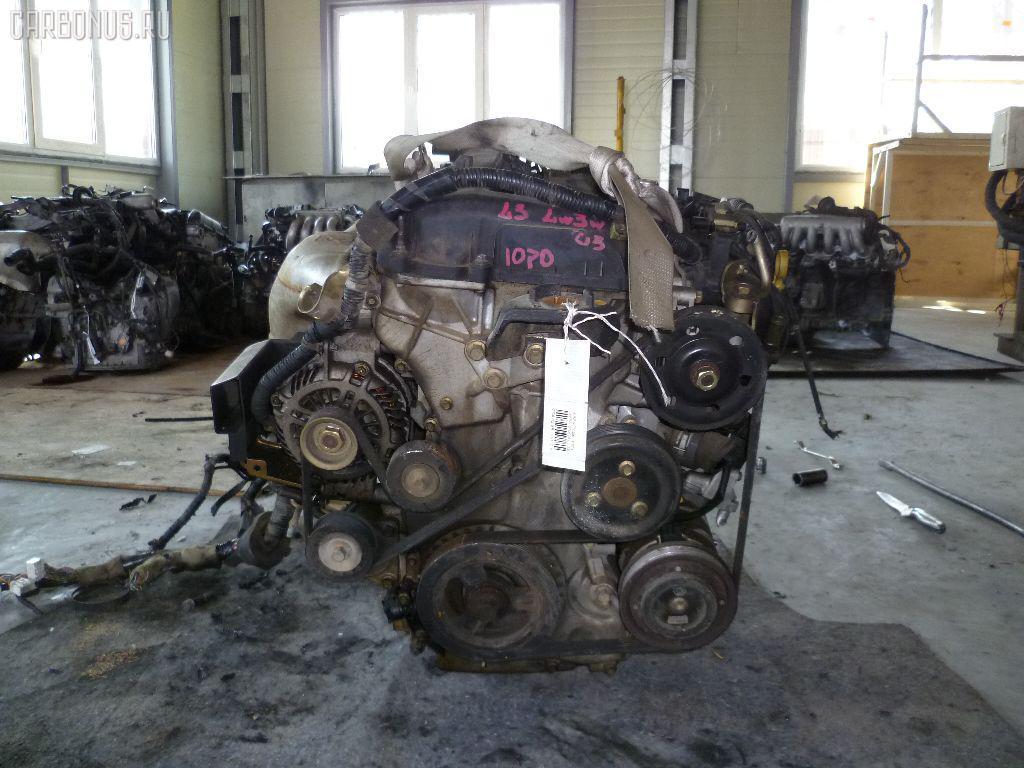 Двигатель MAZDA MPV LW3W L3-DE. Фото 11