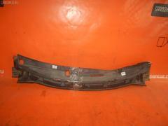Решетка под лобовое стекло Nissan Tiida C11 Фото 1