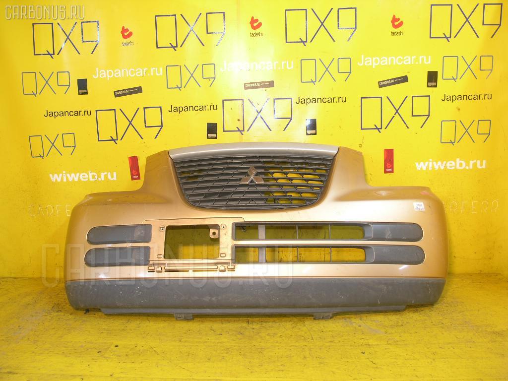 Бампер Mitsubishi Ek wagon H81W Фото 1