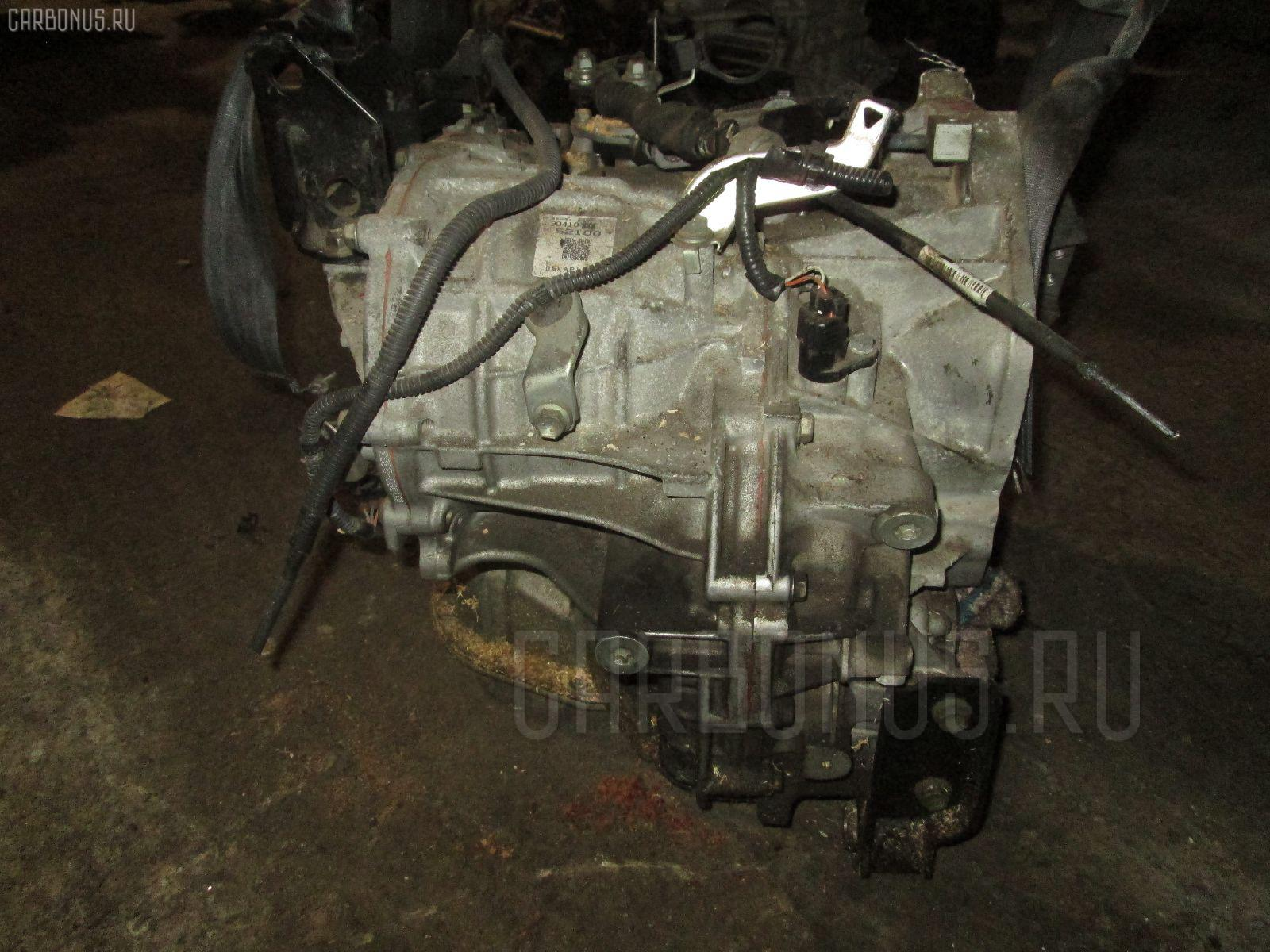 КПП автоматическая TOYOTA RACTIS SCP100 2SZ-FE. Фото 8