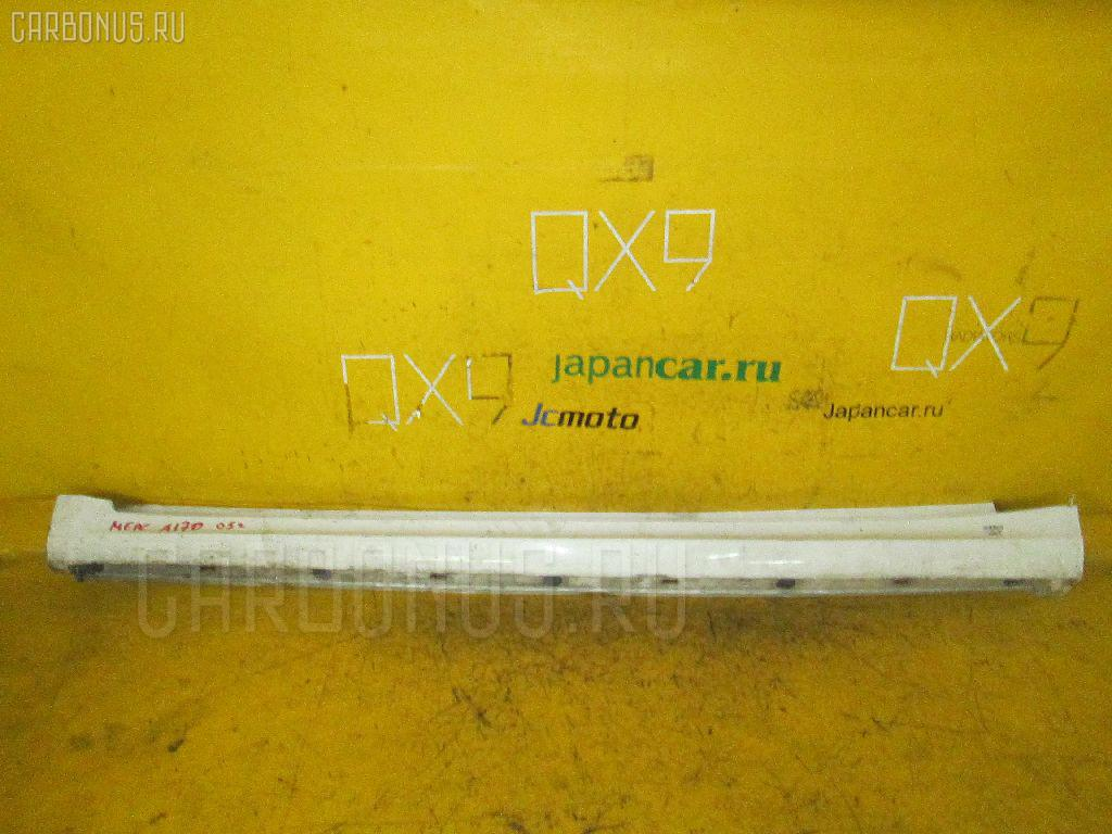 Порог кузова пластиковый ( обвес ) MERCEDES-BENZ A-CLASS W169.032 Фото 1