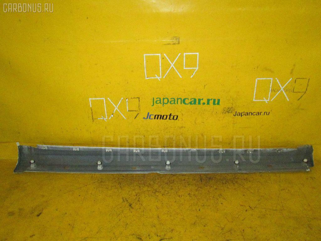 Порог кузова пластиковый ( обвес ) MERCEDES-BENZ A-CLASS W169.032 Фото 2