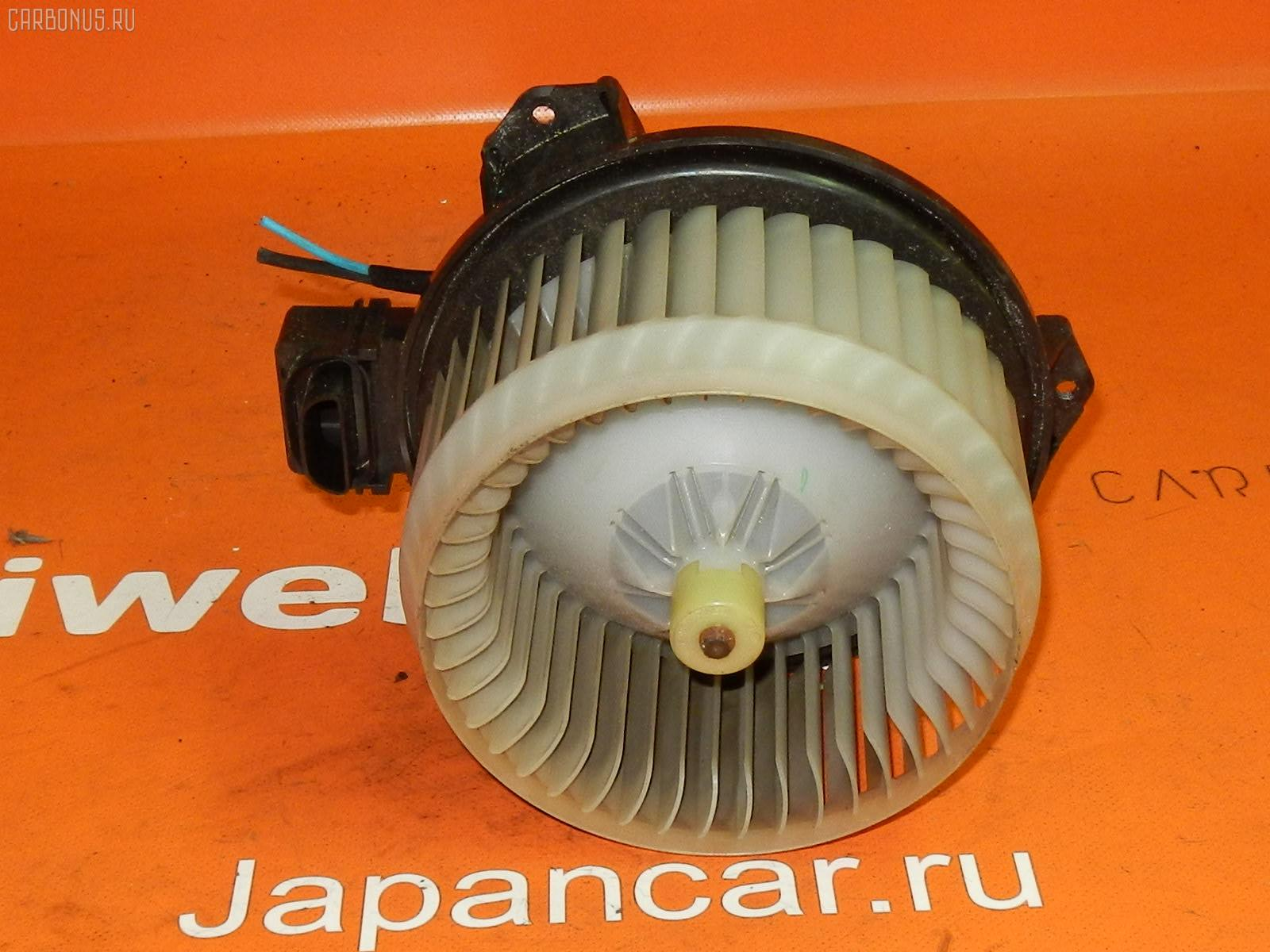 Мотор печки TOYOTA VITZ SCP90. Фото 5