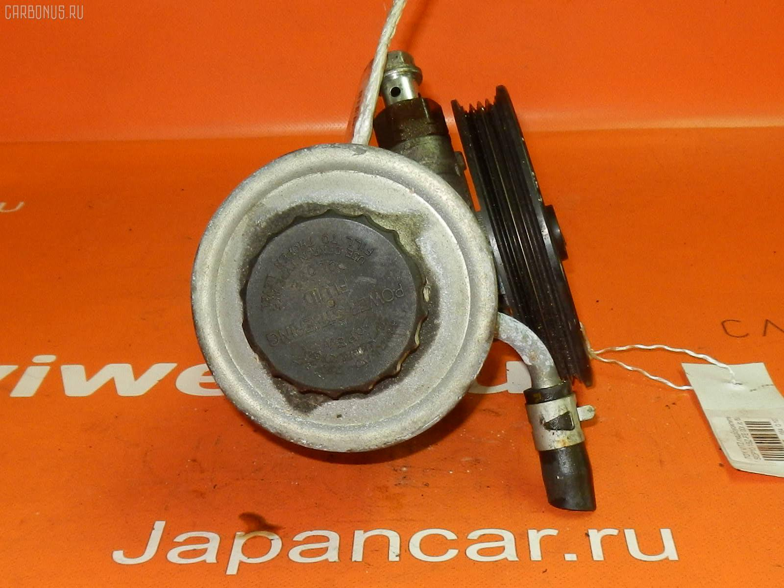 Гидроусилителя насос TOYOTA PLATZ SCP11 1SZ-FE. Фото 4