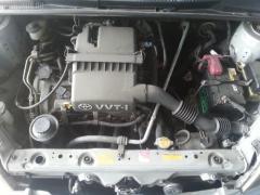 Шторка багажника Toyota Vitz SCP10 Фото 3