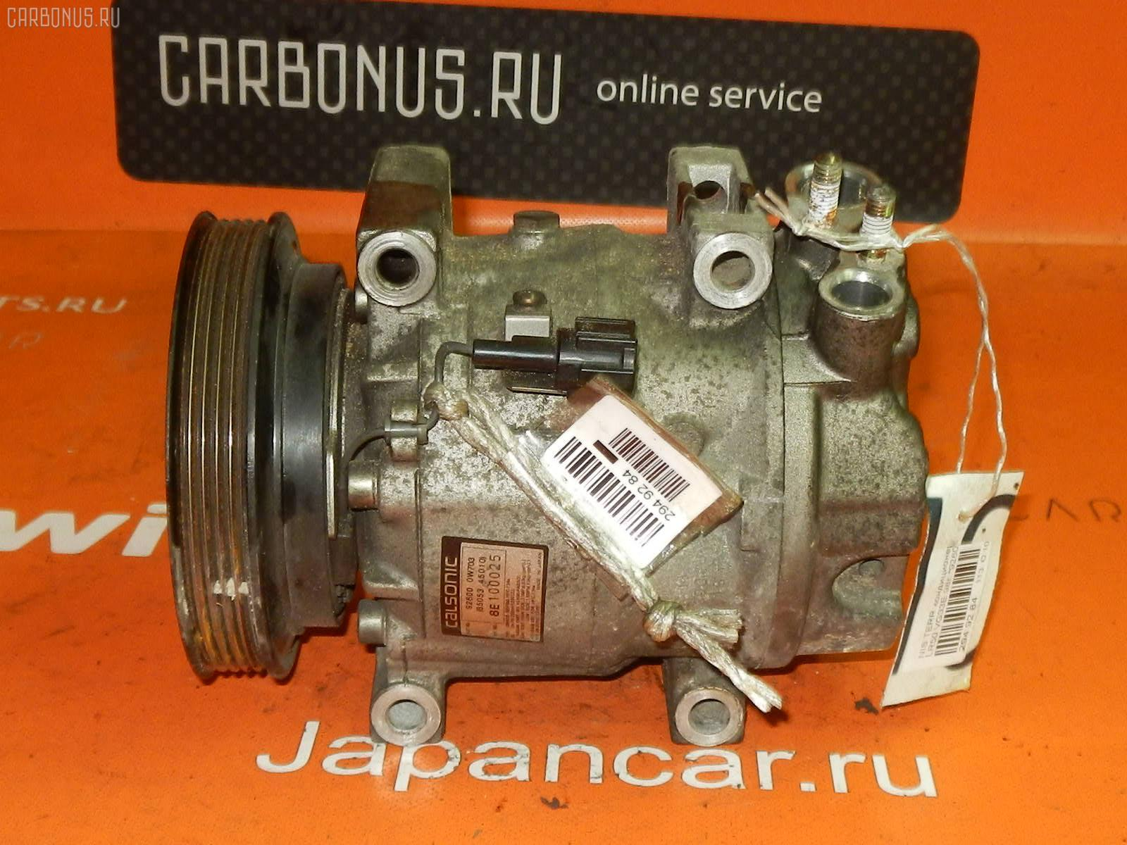 Компрессор кондиционера NISSAN TERRANO LR50 VG33E. Фото 2