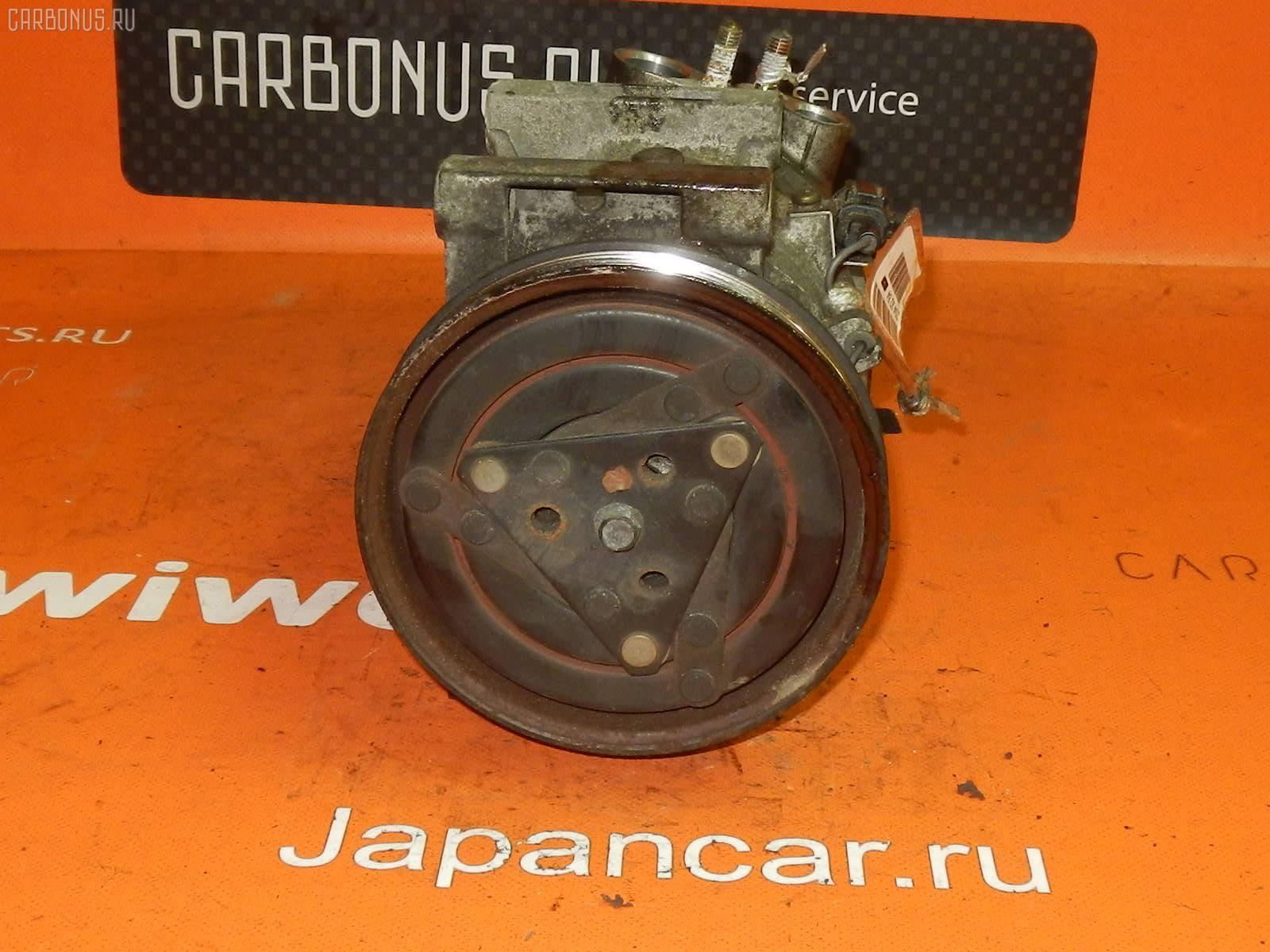 Компрессор кондиционера NISSAN TERRANO LR50 VG33E. Фото 3