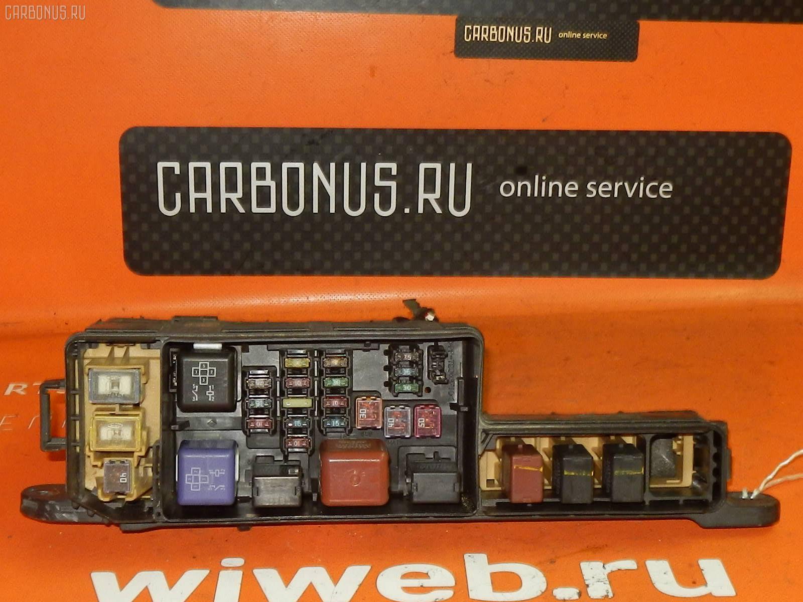 Блок предохранителей TOYOTA CARINA AT211 7A-FE. Фото 9