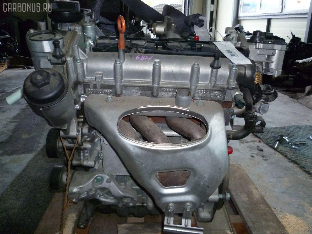Двигатель VOLKSWAGEN GOLF V 1KBLP BLP Фото 12
