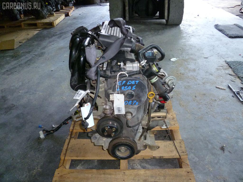 Двигатель DAIHATSU MAX L950S EF-DET Фото 6