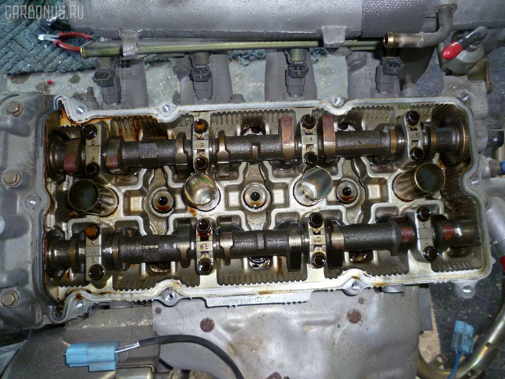 Двигатель NISSAN X-TRAIL NT30 QR20DE. Фото 2