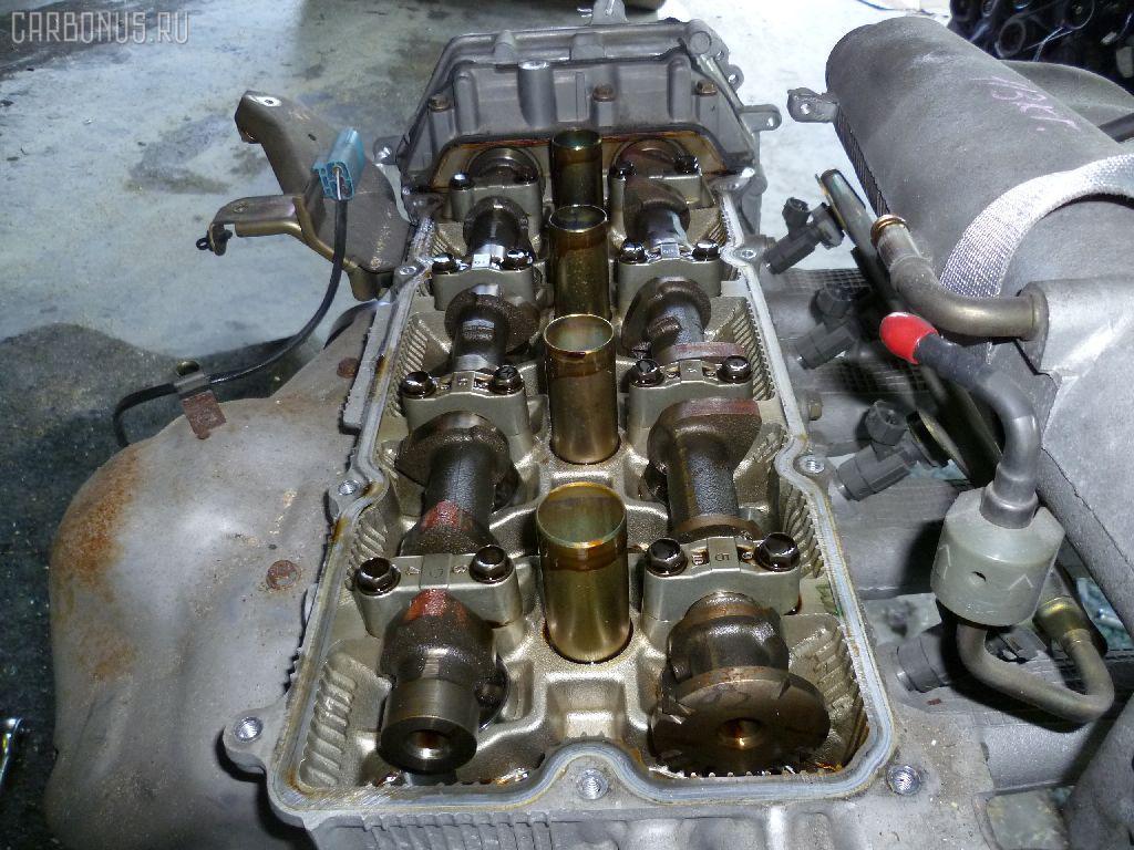 Двигатель NISSAN X-TRAIL NT30 QR20DE. Фото 3