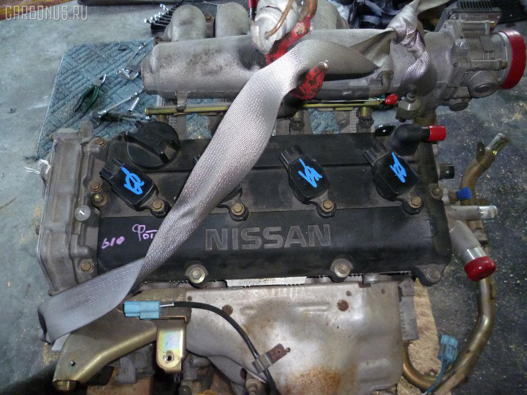 Двигатель NISSAN X-TRAIL NT30 QR20DE. Фото 6