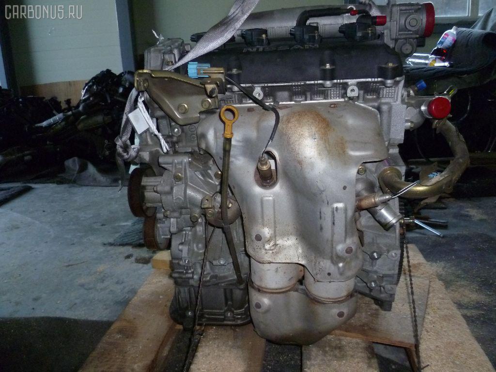 Двигатель NISSAN X-TRAIL NT30 QR20DE. Фото 7