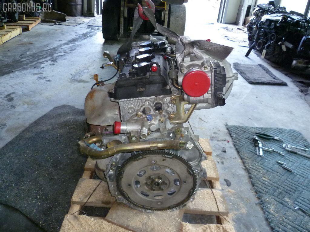 Двигатель NISSAN X-TRAIL NT30 QR20DE. Фото 8