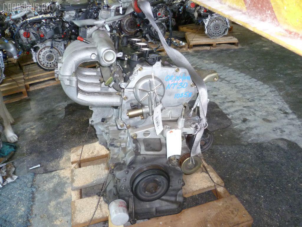 Двигатель NISSAN X-TRAIL NT30 QR20DE. Фото 10