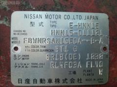 Редуктор Nissan Pulsar serie s-rv HNN15 SR18DE Фото 4