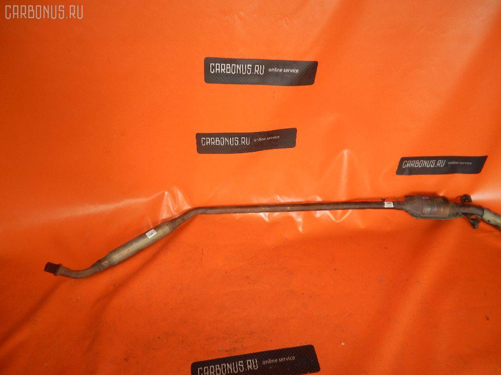 Глушитель TOYOTA CORSA EL51 4E-FE. Фото 3
