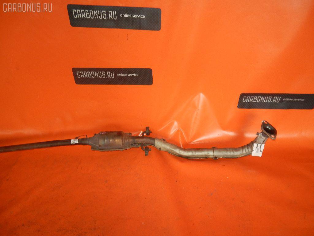 Глушитель TOYOTA CORSA EL51 4E-FE. Фото 4