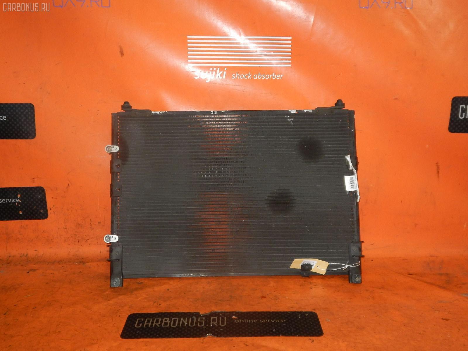 Радиатор кондиционера TOYOTA LITE ACE NOAH SR40G 3S-FE. Фото 2