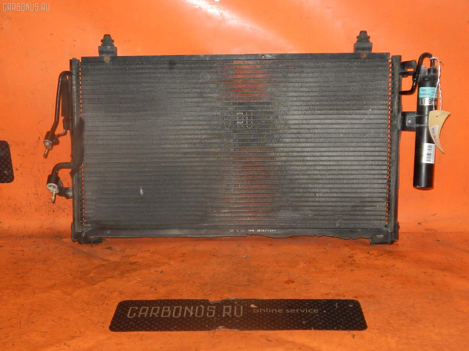 Радиатор кондиционера MITSUBISHI AIRTREK CU2W 4G63T. Фото 1