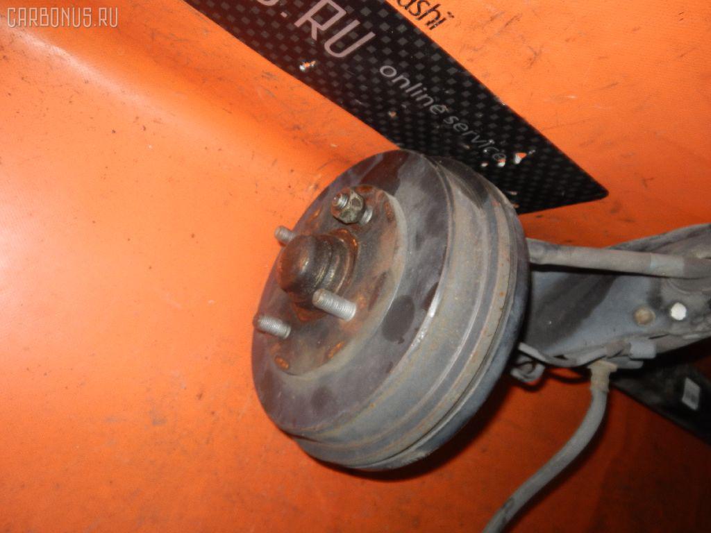 Балка подвески TOYOTA RAUM EXZ10 5E-FE. Фото 9