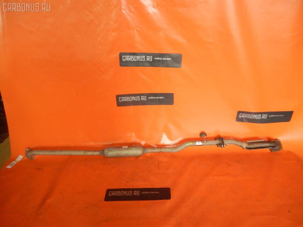 Глушитель SUZUKI WAGON R SOLIO MA34S M13A. Фото 3