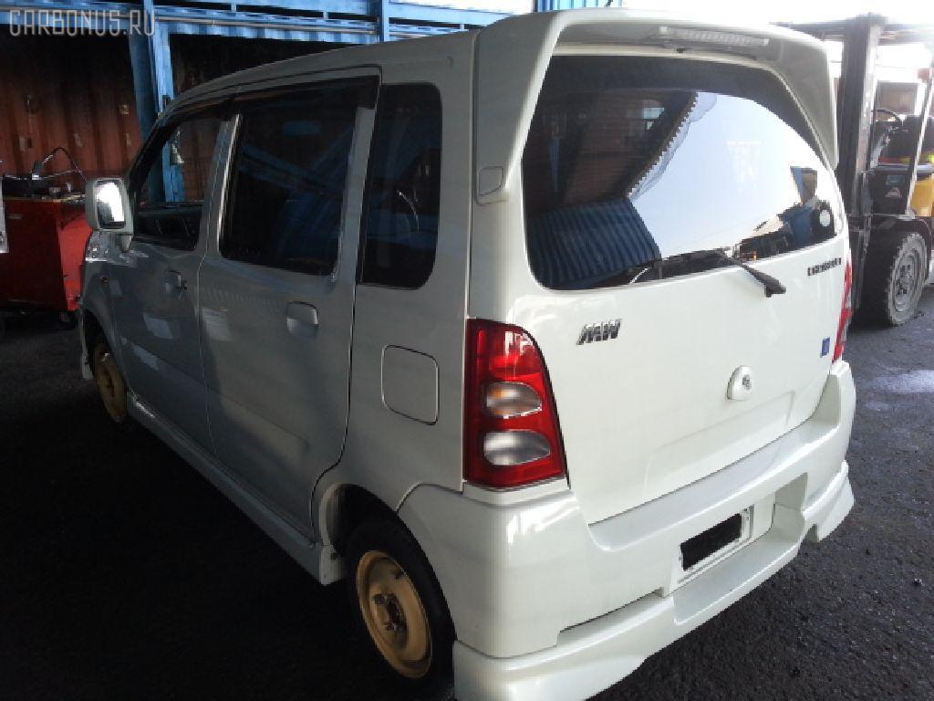 Обшивка багажника SUZUKI WAGON R SOLIO MA34S Фото 6