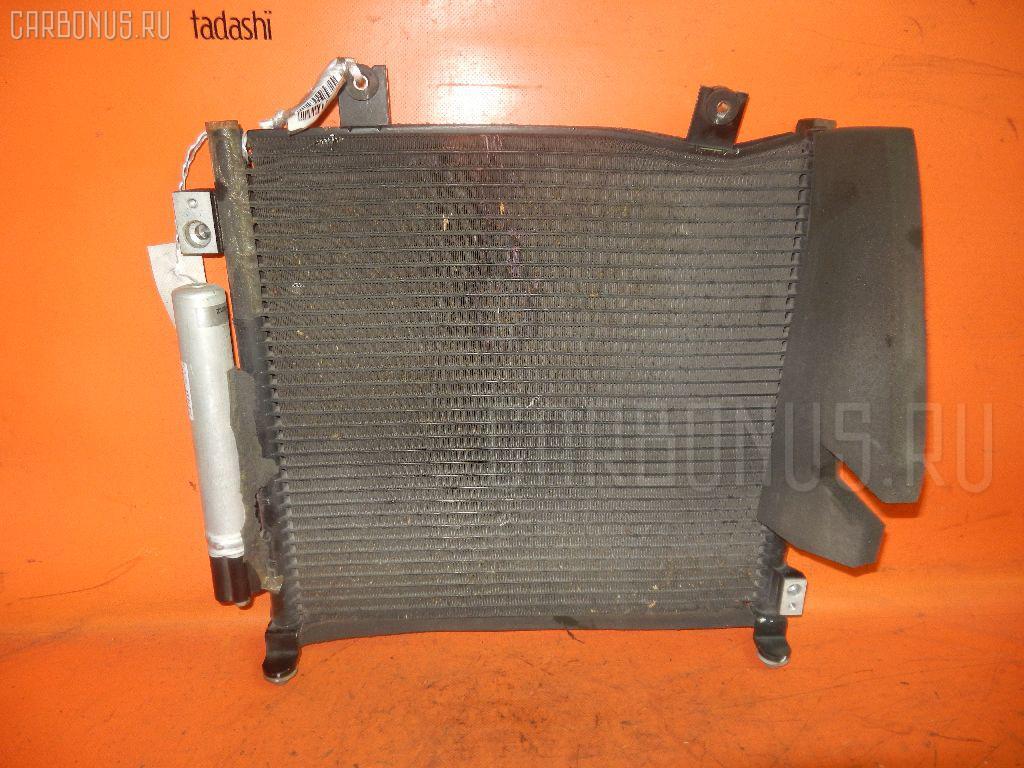 Радиатор кондиционера SUZUKI WAGON R SOLIO MA34S M13A. Фото 3