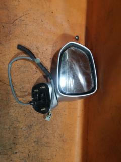 Зеркало двери боковой на Honda Fit GD1, Левое расположение