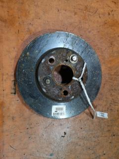 Тормозной диск на Toyota Carina AT211 7A-FE, Переднее расположение